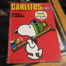 Cómics: CARLITOS 8 BURULAN. Lote 13103352