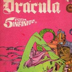 Cómics: DRACULA 5 POR INFINITO TOMO 3 DE BURU LAN. Lote 221682688