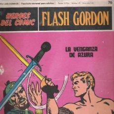Cómics: FLAS GORDON Nº 76. BURU LAN.. Lote 14720975