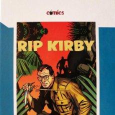 Cómics: RIP KIRBY / EL TRONO DE CREDONIA. Lote 26713764