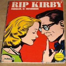Cómics: RIP KIRBY. MANGLER, EL TRITURADOR. BURU LAN 1974. PORTES GRATIS.. Lote 15324020