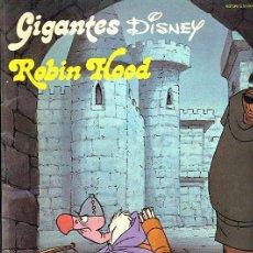 Cómics: GIGANTES DISNEY Nº 20 - ROBIN HOOD - BURU LAN - 1974. Lote 15465317
