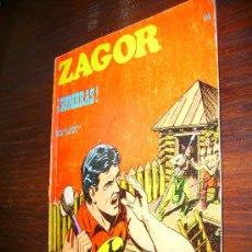 Cómics: ZAGOR Nº 24 BURULAN SOMBRAS. Lote 16549752