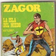 Cómics: ZAGOR Nº 15 -- ORIGINAL - BURU LAN. Lote 16863238