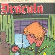 Cómics: DRÁCULA Nº 27,EDITORIAL BURULAN. Lote 17485249