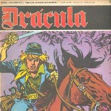 Cómics: DRÁCULA Nº 32,EDITORIAL BURULAN. Lote 17485268