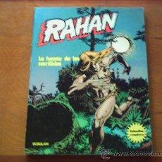 Cómics: EDITORIAL BURU LAN . RAHAN . ALBUM EN RUSTICA.. Lote 26539529