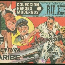 Cómics: COLECCION HEROES MODERNOS. SERIE C. RIP KIRBY. Nº 24.. Lote 18049721