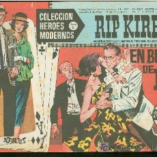 Cómics: COLECCION HEROES MODERNOS. SERIE C. RIP KIRBY. Nº 15.. Lote 18050081