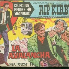 Cómics: COLECCION HEROES MODERNOS. SERIE C. RIP KIRBY. Nº 16.. Lote 18050093