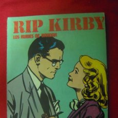 Cómics: RIP KIRBY - LOS RUBIES DE BANDAR - 80 PAGINAS EPISODIOS COMPLETOS- BURULAN - TAPA BLANDA. Lote 27121056