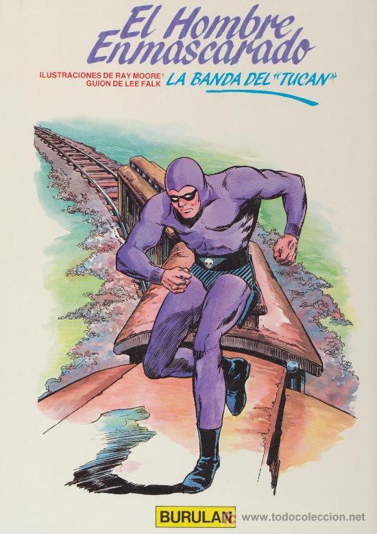 EL HOMBRE ENMASCARADO Nº 14. BURULAN. (Tebeos y Comics - Buru-Lan - Hombre Enmascarado)