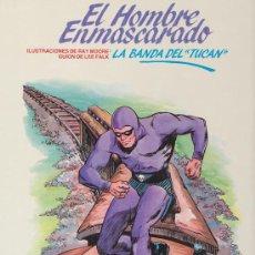 Cómics: EL HOMBRE ENMASCARADO Nº 14. BURULAN.. Lote 19227030