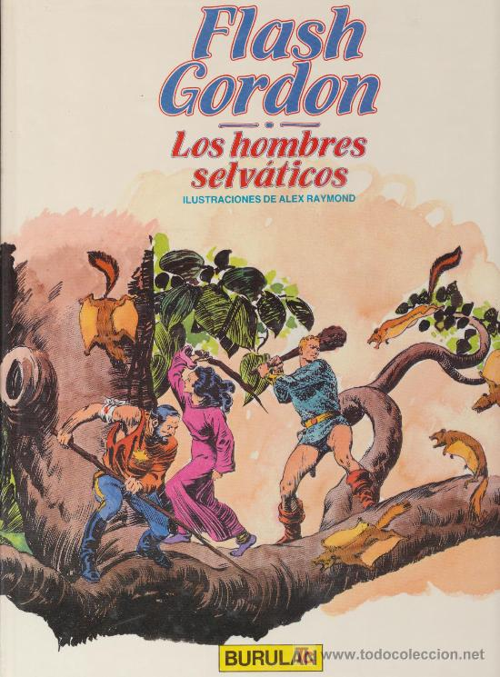 FLASH GORDON VOLUMEN 6. (Tebeos y Comics - Buru-Lan - Flash Gordon)