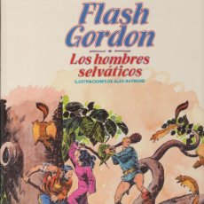 Cómics: FLASH GORDON VOLUMEN 6.. Lote 19345590