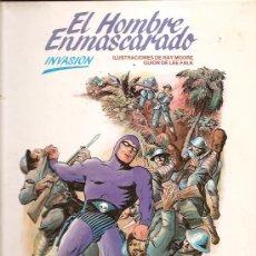 Cómics: EL HOMBRE ENMASCARADO Nº 2 BURU LAN TAPA DURA . Lote 19370539