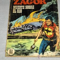 Cómics: BURU LAN ZAGOR Nº 39. 1972. 25 PTS. DIFÍCIL!!!!!!!!!!!!!!!!. Lote 19409310