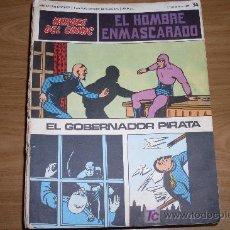 Cómics: EDITORIAL BURULAN HEROES DEL COMICS EL HOMBRE ENMASCARADO NUMERO 34 . Lote 19517308