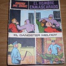 Cómics: EDITORIAL BURULAN HEROES DEL COMICS EL HOMBRE ENMASCARADO NUMERO 36 . Lote 19517331