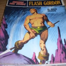 Cómics: EDITORIAL BURULAN HEROES DEL COMICS FLASH GORDON NUMERO 01 . Lote 19518847