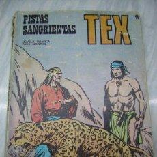 Cómics: TEX PISTAS SANGRIENTAS N46. Lote 26382271