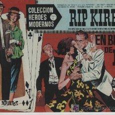 Cómics: HÉROES MODERNOS SERIE C. Nº 15. RIP KIRBY.. Lote 20102731