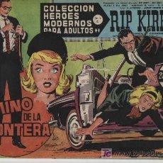 Cómics: HÉROES MODERNOS SERIE C Nº 47. RIP KIRBY.. Lote 20166597