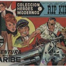 Cómics: HÉROES MODERNOS SERIE C. Nº 24. RIP KIRBY.. Lote 20228053