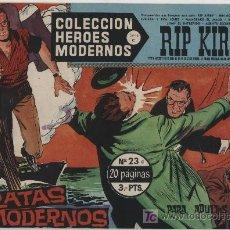 Cómics: HÉROES MODERNOS SERIE C. Nº 23. RIP KIRBY.. Lote 20228074