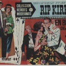 Cómics: HÉROES MODERNOS SERIE C. Nº 15. RIP KIRBY.. Lote 20228571