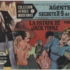 Cómics: HÉROES MODERNOS SERIE C. Nº 14. RIP KIRBY.. Lote 20228623