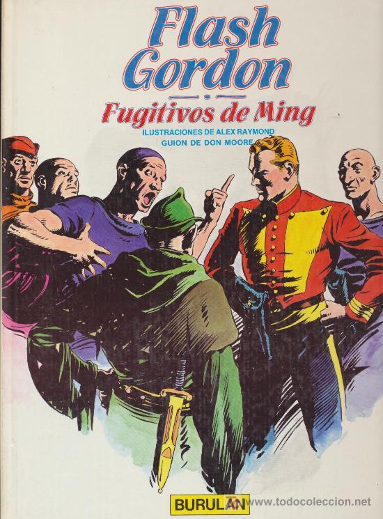 FLASH GORDON VOLUMEN 8. BURULAN. (Tebeos y Comics - Buru-Lan - Flash Gordon)