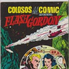 Cómics: 'FLASH GORDON' COLOSOS DEL COMIC. SUEÑOS DIABÓLICOS DEL MUNDO VOLCÁNICO. Nº 49 1979. Lote 26923654