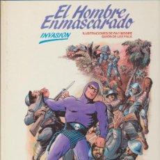 Cómics: EL HOMBRE ENMASCARADO Nº 2. BURULAN.. Lote 192319475