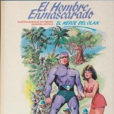 Cómics: EL HOMBRE ENMASCARADO Nº 3. BURULAN.. Lote 20605561