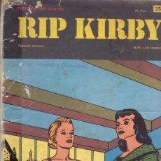 Cómics: RIP KIRBY Nº 25. BOBO EL JUSTICIERO. VALERIE STONE. COLECCIÓN HEROES DEL COMIC. EDICIONES BURULAN.. Lote 26311401