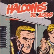Cómics: HALCONES DE ACERO. EL SECUESTRO.. ALAN FOLEY. Nº 1. EDICIONES BURULAN.. Lote 27183022