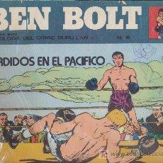 Cómics: BEN BOLT Nº 6. BURU LAN.. Lote 20694013