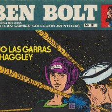 Cómics: BEN BOLT Nº 2. BURU LAN 1973.. Lote 20738858
