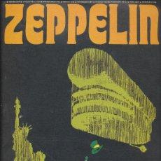Cómics: ZEPPELIN Nº 2. BURU LAN 1973.. Lote 20747843