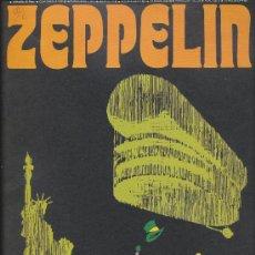 Cómics: ZEPPELIN Nº 2. BURU LAN 1973.. Lote 20747849