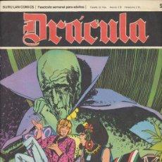 Cómics: DRÁCULA Nº 53. BURU LAN 1972.. Lote 20852358