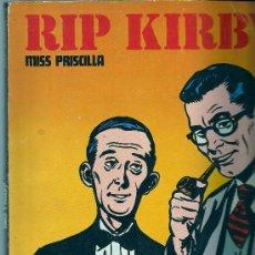 Cómics: RIP KIRBY- MISS PISCILLA ,1973. Lote 24606784