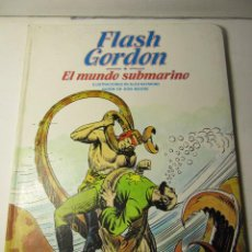 Cómics: FLASH GORDON EL MUNDO SUBMARINO, 1983, NUM.5. Lote 21408136