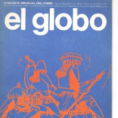 Cómics: EL GLOBO Nº 6 DE BURU-LAN. Lote 21646381