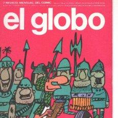 Cómics: EL GLOBO Nº 7 DE BURU-LAN. Lote 21646416