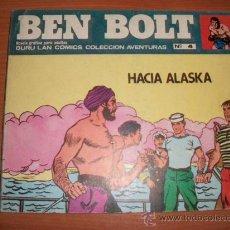 Cómics: BEN BOLT Nº 4 EDITORIAL BURU LAN . Lote 21654765
