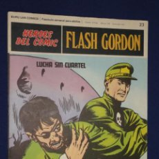 Cómics: FLASH GORDON Nº 23 - HEROES DEL COMIC - BURU LAN. Lote 21689403
