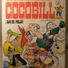Cómics: COCOBILL. HEROES DEL PAPEL, Nº 4, EDICIONES BURU LAN, 1973. Lote 22458327