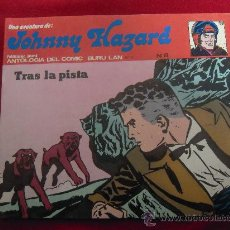 Cómics: JOHNNY HAZARD 8 - TRAS LA PISTA. Lote 25335674